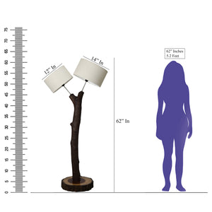 'Congaree' Floor Lamp