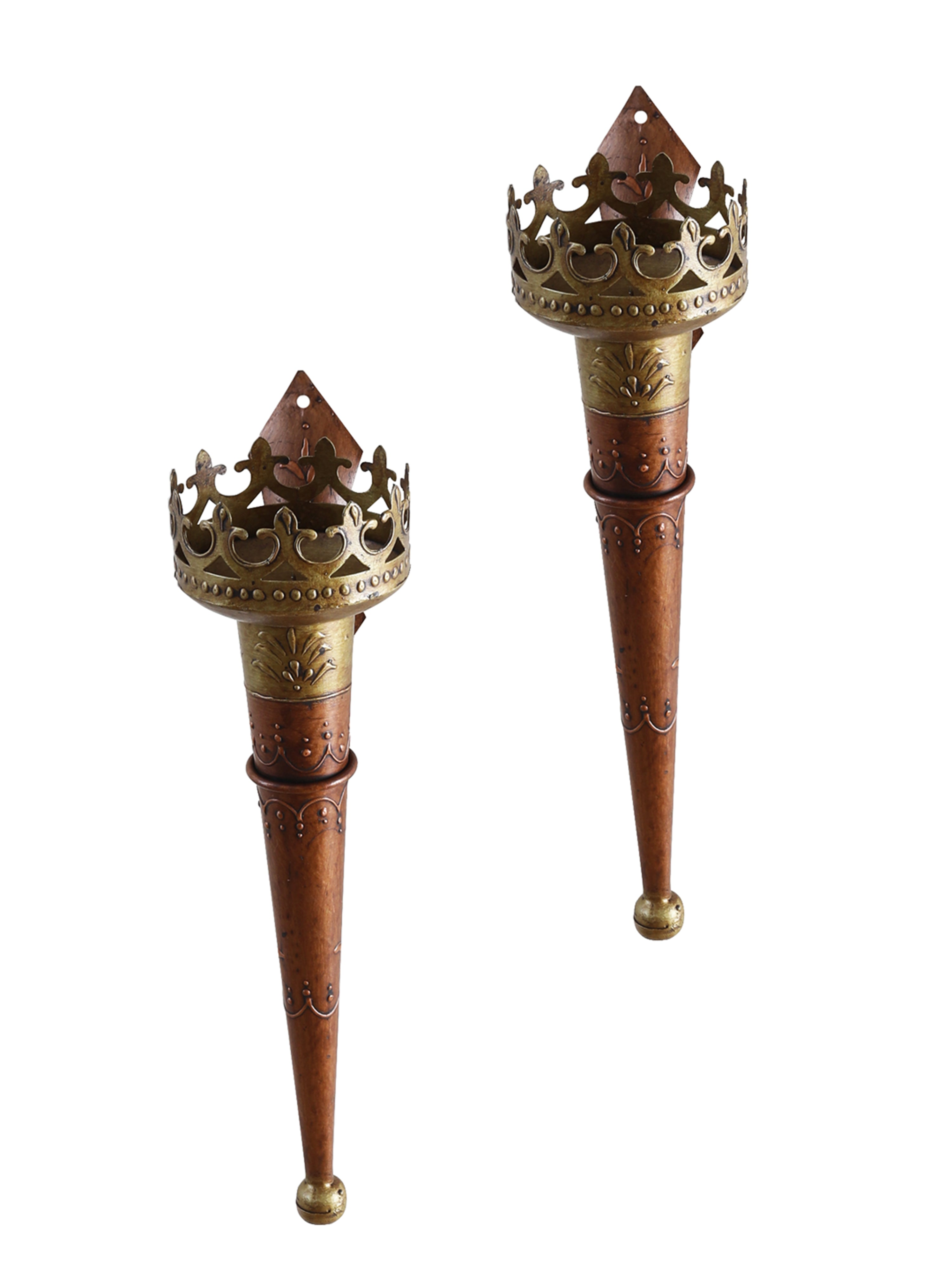 Grand Entryway - Candle Torch (set of 2)