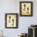 Vintage Charm - Framed Wall Art (single frame)