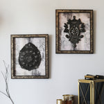 Rustic Tones - Framed Wall Art (set of 2)