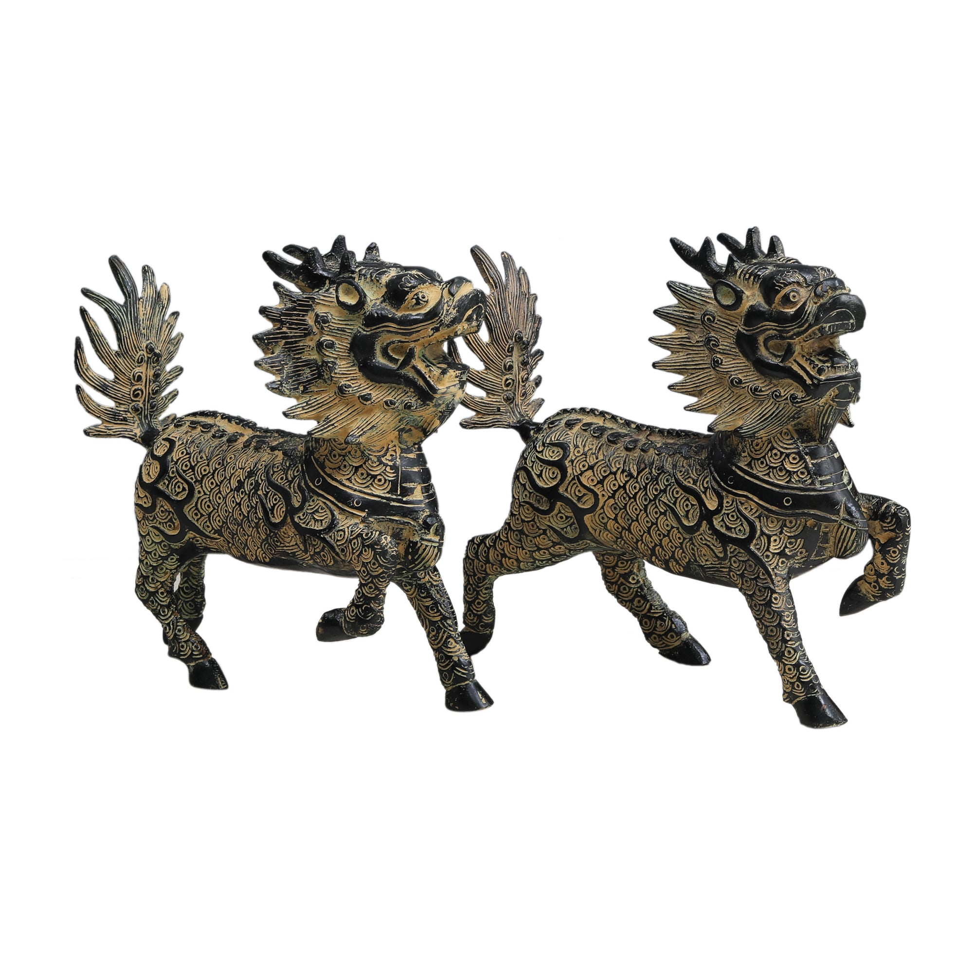 Mystical Dragons (Set of 2)