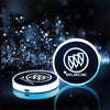 Led Changing Car Logo Cup Coaster