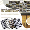 Crystal Tile Self-adhesive 3D Wall Sticker♨️  NOW 50% OFF! 📣