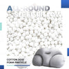 All-Round Cloud Pillow 💤 |  Memory Foam Sleeping Pillow 💥 NOW ON SALE - 50% OFF 💥