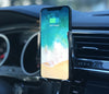 Automatic Clamping Fast Wireless Charger Car Mount