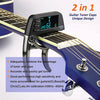 🔥HOT SALE 🔥 |  2 in 1 Capo Tuner 🎸