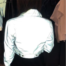Load image into Gallery viewer, ReflecNation®️ Reflective Long Sleeve Jacket