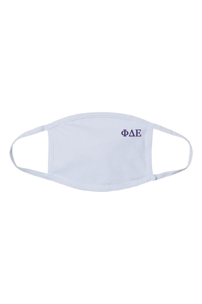 Phi Delta Epsilon Cotton Masks