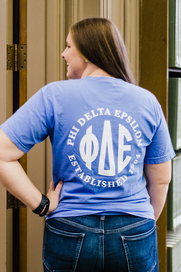 Established Monogram Tee