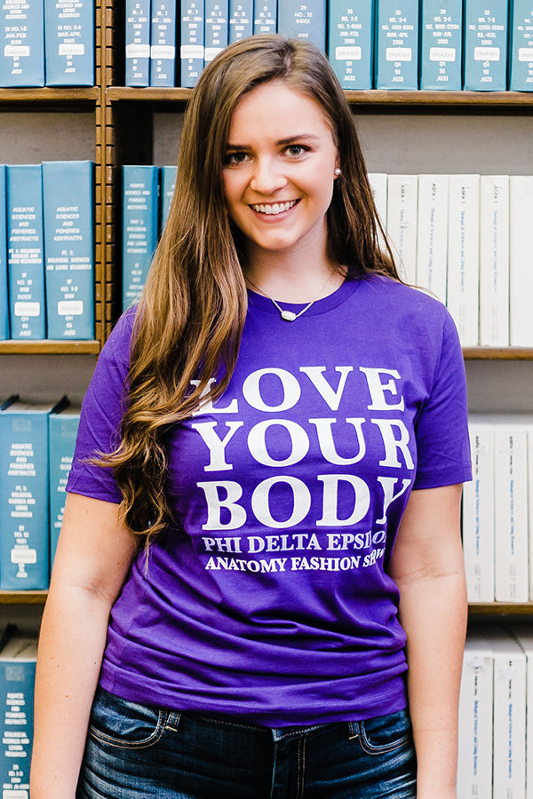 Love Your Body Tee