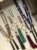 Long Necklace Collection