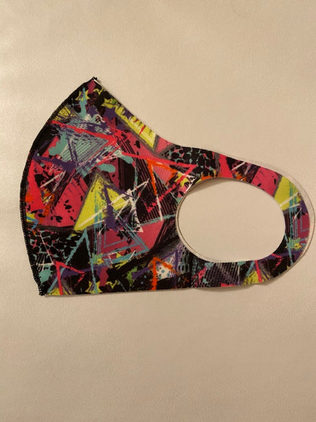 Polyester Fashion Mask - Rockstarz