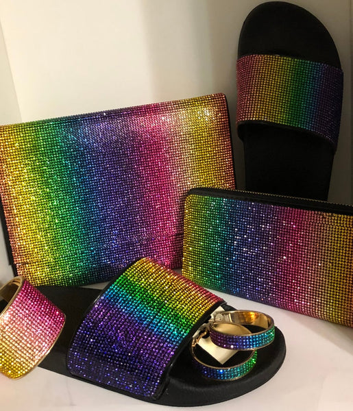 Rainbow Bling Collection