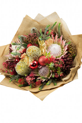 Australian Native Flowers make a nice Christmas gift