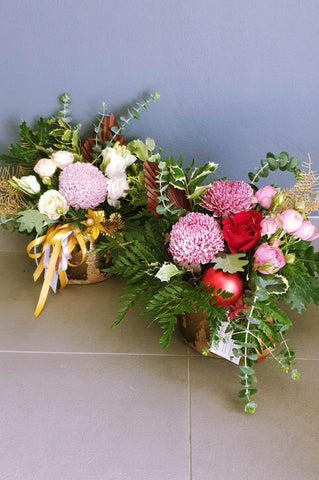 Christmas delivery canberra - Christmas flowers canberra