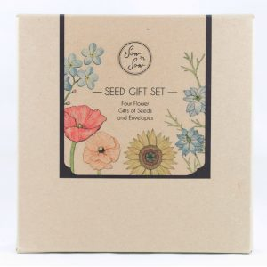 A Gift of Seeds. Eco friendly greetings to grow.  Sow 'n Sow A Gift of Seeds are designer, eco-friendly gifts which cleverly combine a greeting card with a packet of seeds to form a gift that grows.