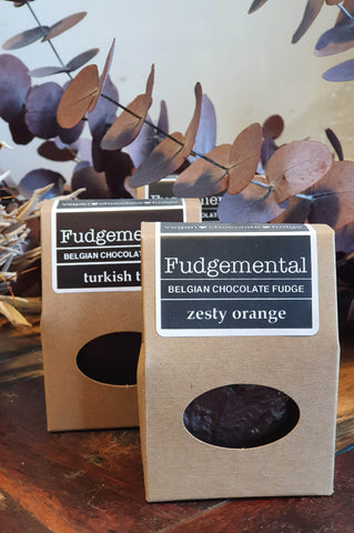 Canberra Made Fudge by Fudgemental