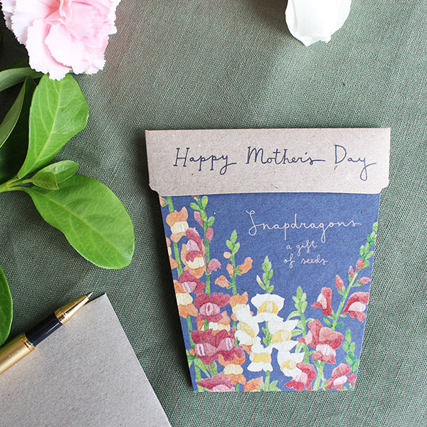 Mother's Day Sow 'n Sow Seed Cards