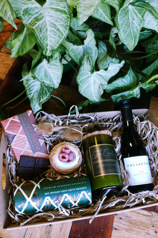 Canberra made hamper