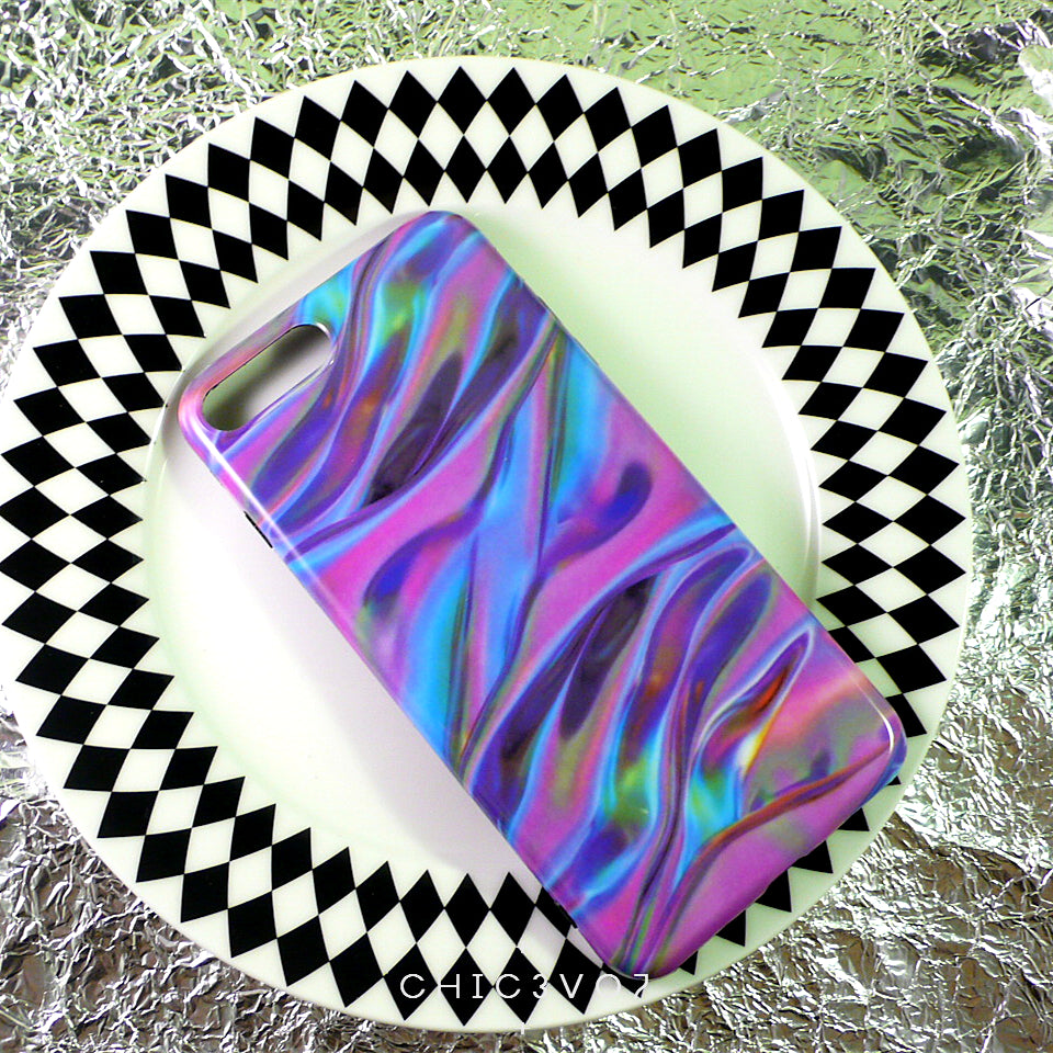 【Don't click】Freak and weirdo phone covers-vaporwave/Junji Ito/others