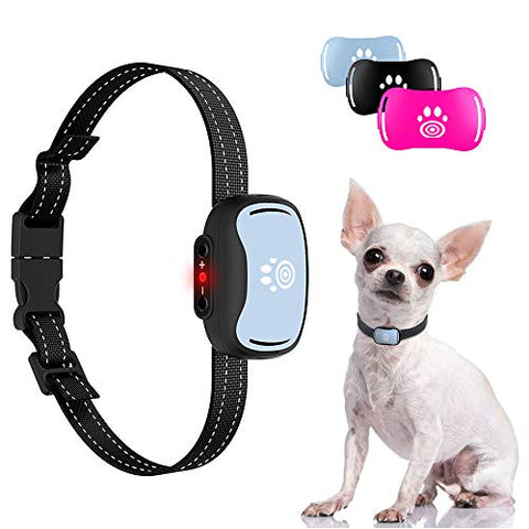 anti bark dog collar small