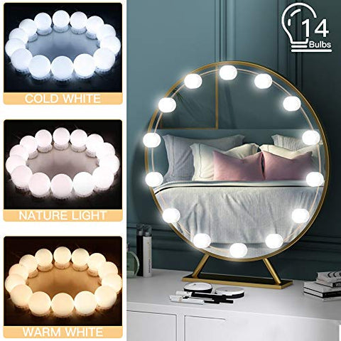 vanity mirror light kit marchpower