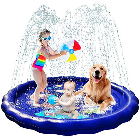 splash pad for toddlers