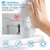[Rating  only  ]towel bar drill free