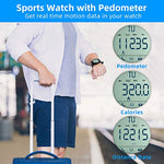 Sport Watch Pedometer 51mm