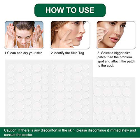 Skin Tag Remover Patches