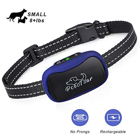 Anti Bark Dog Collar Rechargeable