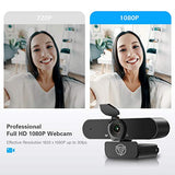 fannicoo webcam with microphone