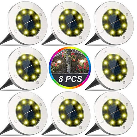 solar ground lights lawn lights