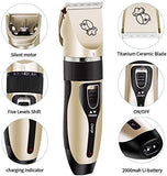 LDREAMAM Dog Clippers