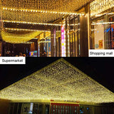 Tenda Luminosa 300LED