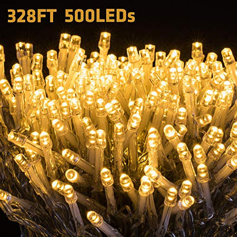 Decorative LED String Lights 328ft
