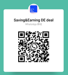 Whatsapp Saving&Earning DE deal