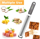 cheese grater lemon zester