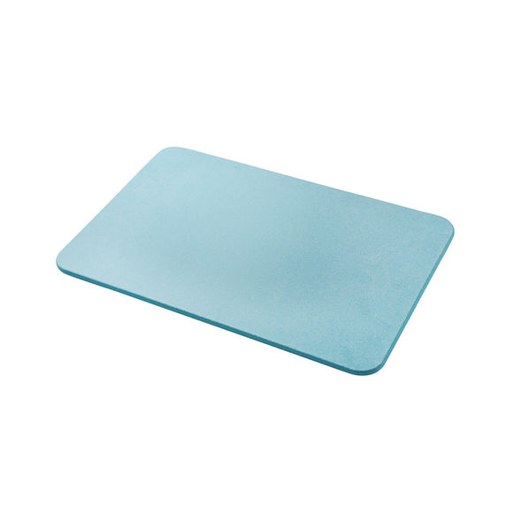 Dries in 10 seconds! Eco-Friendly Diatomite Bath Mat