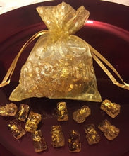 Load image into Gallery viewer, Champagne Golden Gummy Bears - 3oz