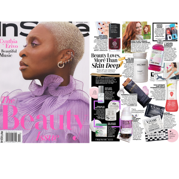 InStyle Magazine Loves NoCrowZ Retinol Cream
