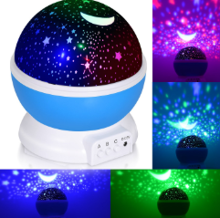 Glow in the Dark Starry Night Light - Itstechy.com