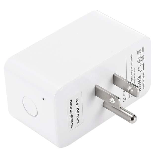 Mini Smart WiFi Plug Compatible with Amazon Alexa Google Assistant - Itstechy.com