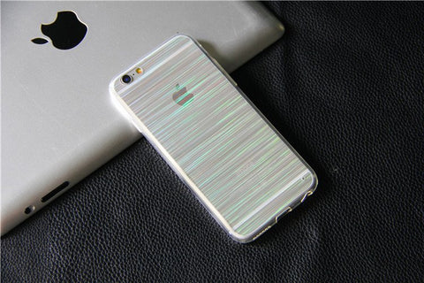 Laser Horizon Strips iPhone Case - Itstechy.com
