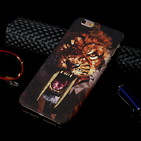 Saber Tooth iPhone Case - Itstechy.com