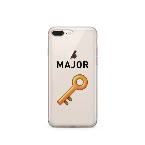 Major - Clear TPU Case Cover - Itstechy.com