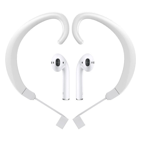 1 Pair Strap Wireless Ear Hanging Hook Accessories brackets headphones Holders for Airpods