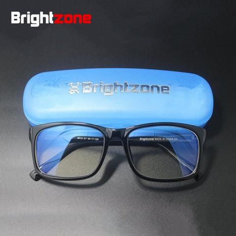 Anti Blue Light Blocking Filter Reduces Digital Eye Strain Clear Regular ( Bright Zone )