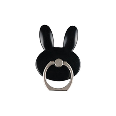 Universal Grip Supplies Mobile Phone Holder Cell Phone Stand Rabbit 360 Degree Rotation Desk Tablet Finger Ring Mount - Itstechy.com