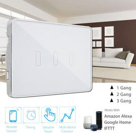 WiFi Wireless Smart Home Automation Switch Remote Control Module Voice Control Smart Switch for Amazon Alexa Google Home - Itstechy.com
